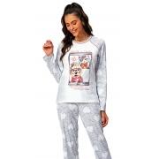 Pijama Longo Lua Encantada 10100069