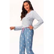 Pijama Longo Lua Encantada 10100076