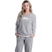 Pijama  Manga Longa Composê 016010004