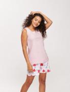 Pijama Regata Rosa Recco 14298