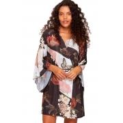 Robe E Camisola Recco Supermicro Renda 14456