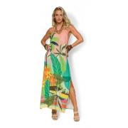 Saida De Praia (vestido) De Chelles Acqua Sp9549bq