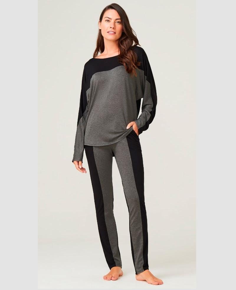 Pijama De Viscose Stretch Recco 14712