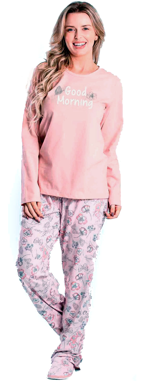Pijama Good Morning Composê  01500015