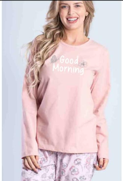 Pijama Good Morning Composê - 01500015