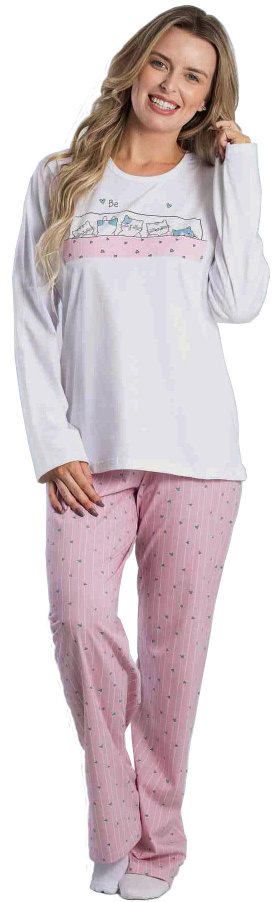 Pijama Happy Day Composê - 01500010