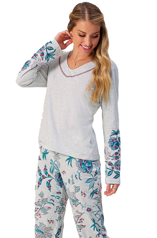 Pijama Longo Lua Encantada 10100067