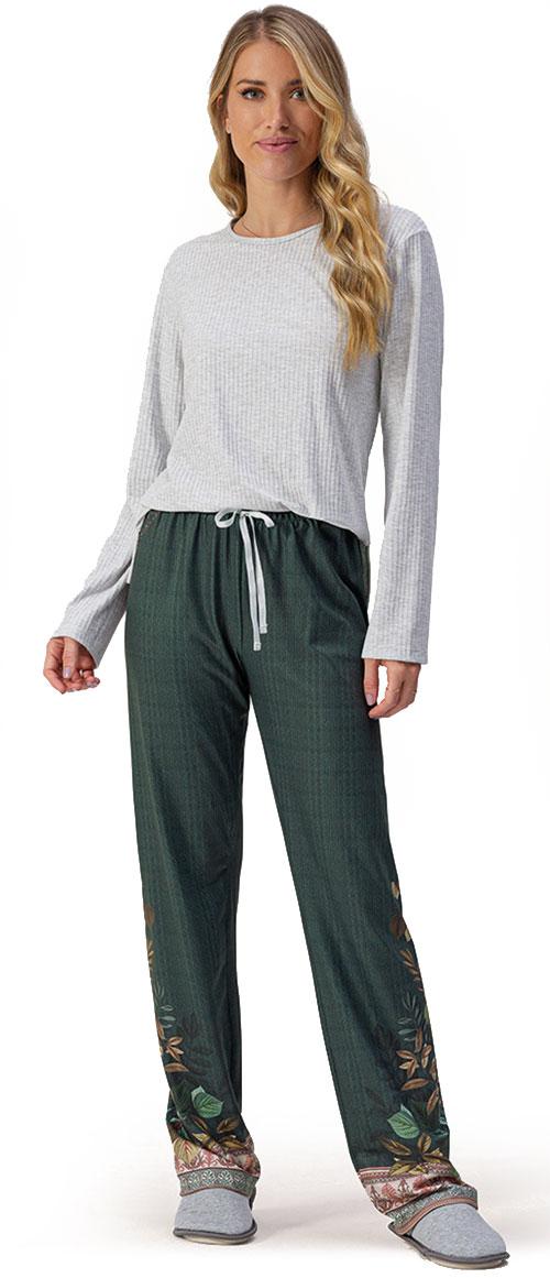 Pijama Longo Lua Encantada 10100090