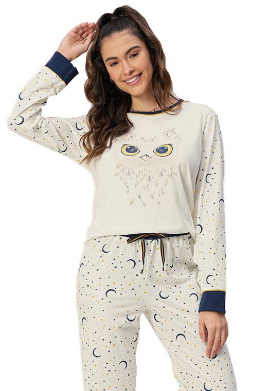 Pijama Longo Lua Encantada 14100020