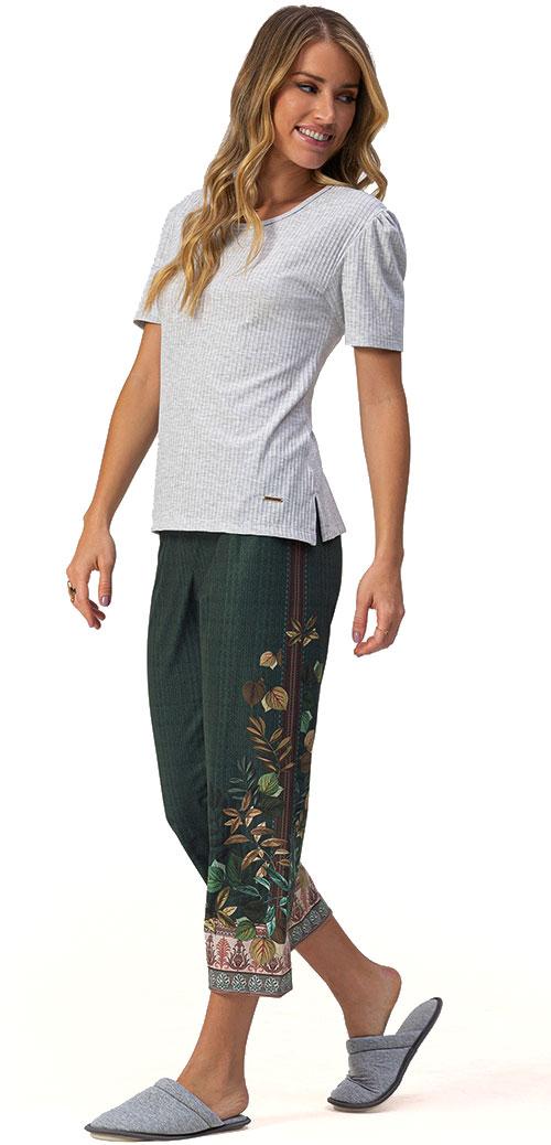 Pijama Pantacourt Lua Encantada 16400009