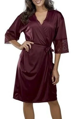 Robe Nupcial Demillus 031005 Bordô