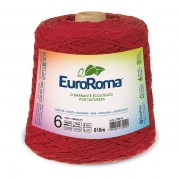 Barbante Euroroma Colorido 600g N°6