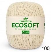 Barbantes Euroroma Ecosoft Nº6 400g