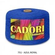 Barbante Cadori N06 - 1,8KG Azul Royal