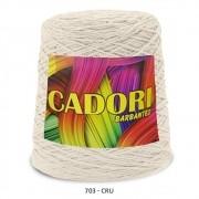 kit 3 Barbante Cadori N06 - 700m Cru