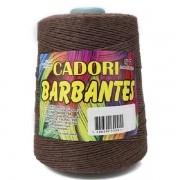 kit 3 Barbante Cadori N06 - 700m Marrom