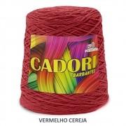 kit 3 Barbante Cadori N06 - 700m Vermelho