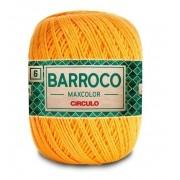 Kit 4 Barroco Max Color N6 400g Cor Amarelo 1289