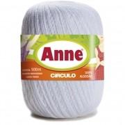 Linha Anne 500m 147,5g Branco 8001 Círculo