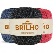 NOVELO EUROROMA BRILHO 4/6 - 400G - 406 M