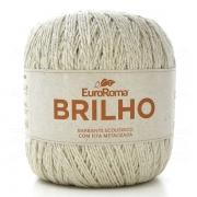 NOVELO EUROROMA BRILHO OURO 4/6 - 400G - 406 M / BRANCO