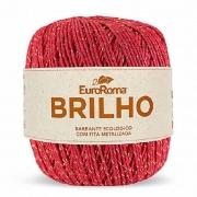 NOVELO EUROROMA BRILHO OURO 4/6 - 400G - 406 M / VERMELHO