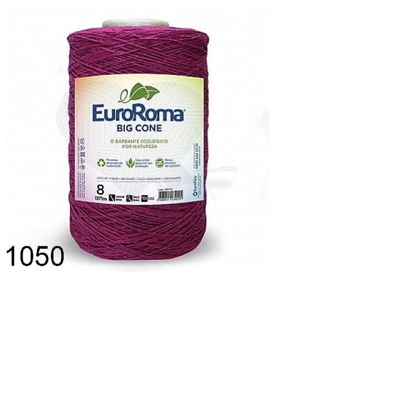 Barbante Euroroma 1.8kg N°8 Kit 3 Unidades BORDO