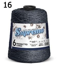 Barbante Supremo  600g - Nº6 CHUMBO
