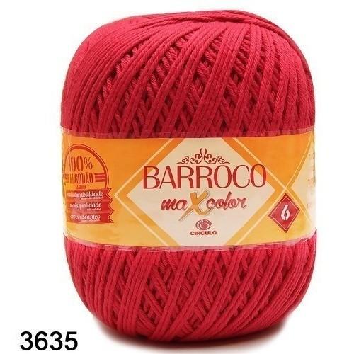 Barroco maxcolor  400g N6 Cor 3635