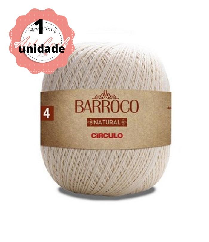 BARROCO NATURAL 4 - COR 20