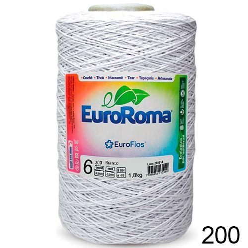 Barbante Euroroma 1.8kg N°6