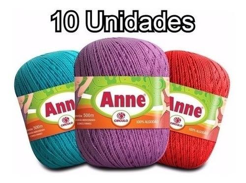 Linha Anne 500 Kit 10 Unidades