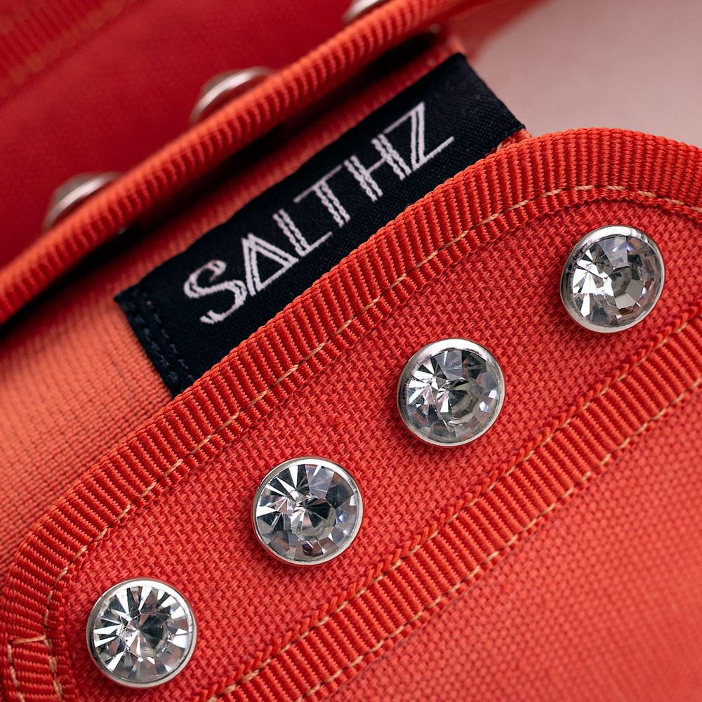 Tênis Salthz Laranja In SO24.68