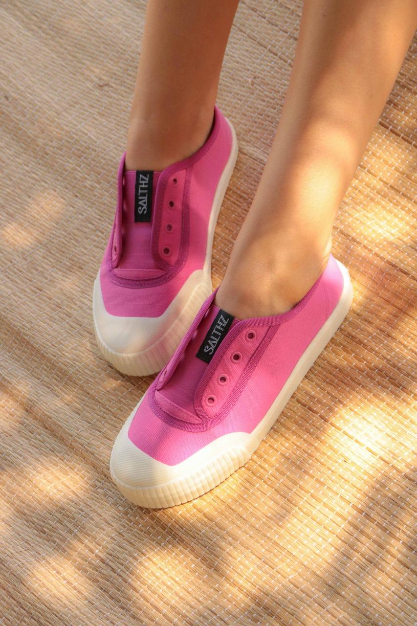 Tênis Salthz Pink In SO24.52