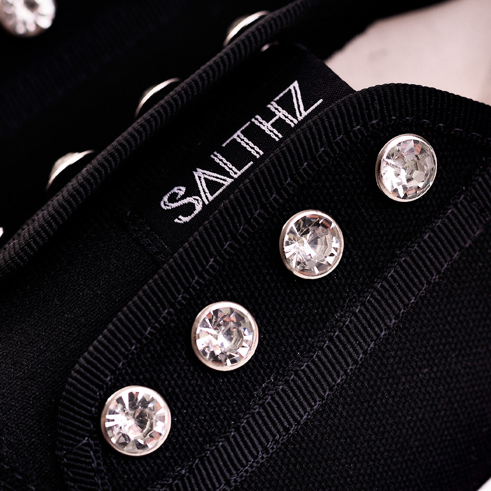 Tênis Salthz Preto In SO24.68