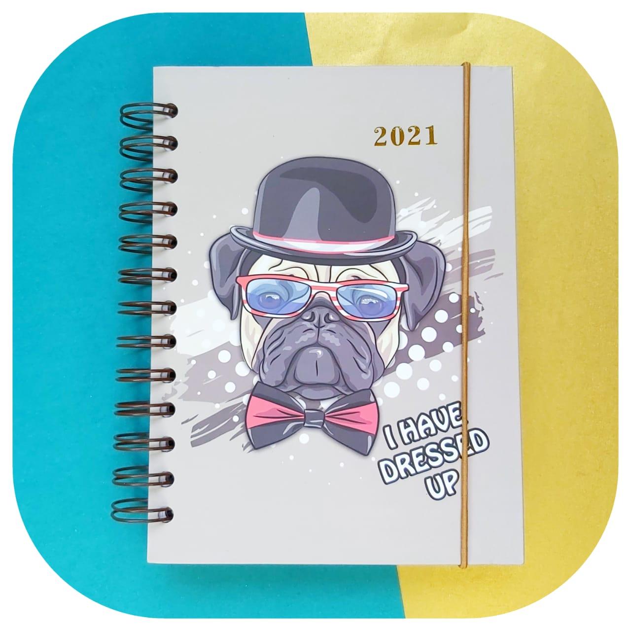 Agenda 2021 - Bulldog