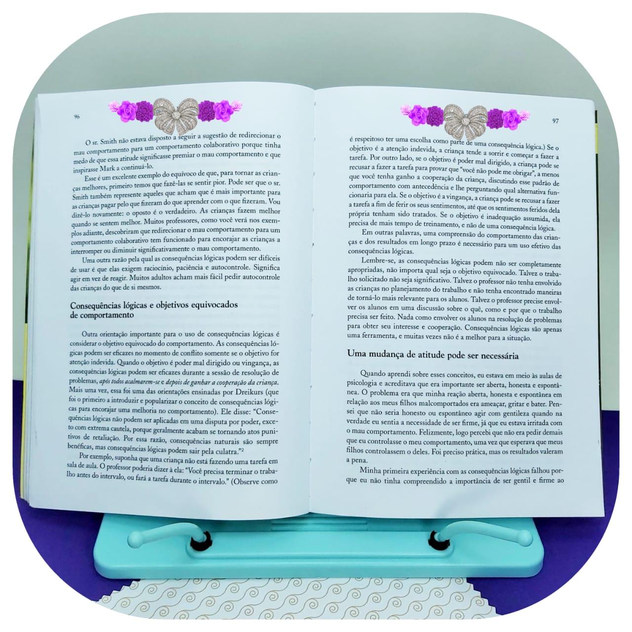 Apoio para Leitura e Tablet - Yes