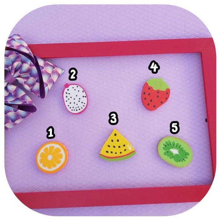 Borracha - Frutas