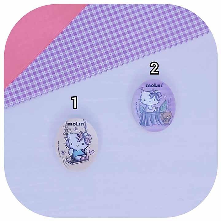 Borracha - Molin - Hello Kitty - Oval