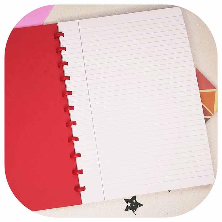 Caderno A4 - Linha Kartoon - Original ATOMA