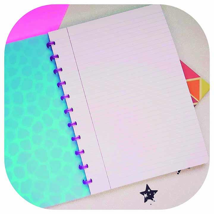 Caderno A4 - Linha Luipaard - Original ATOMA