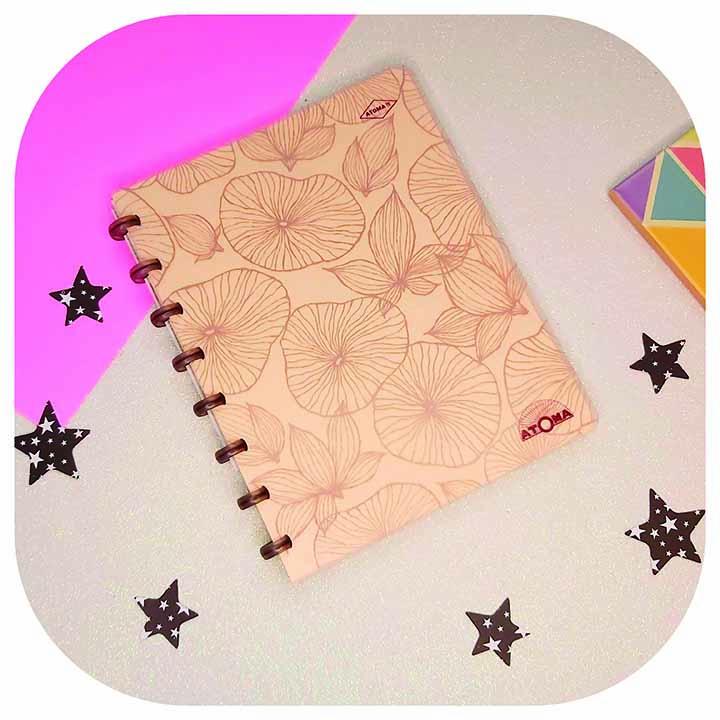 Caderno A5 - Linha So Chic - Original ATOMA