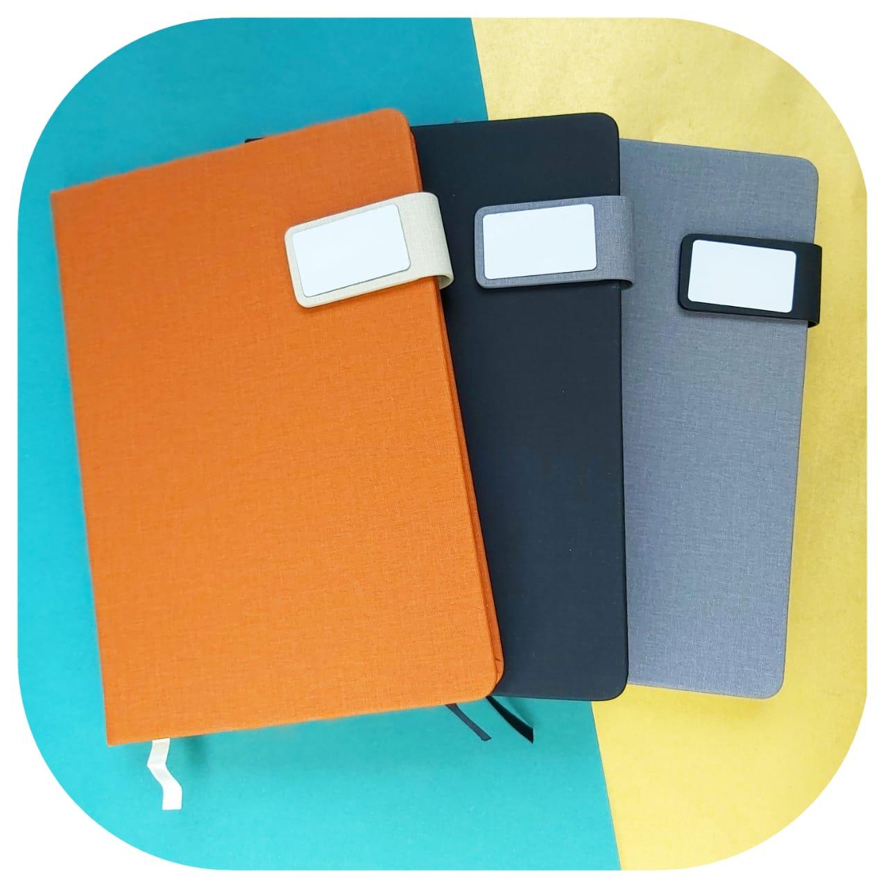 Caderno de anotações - Capa Dura - Sli