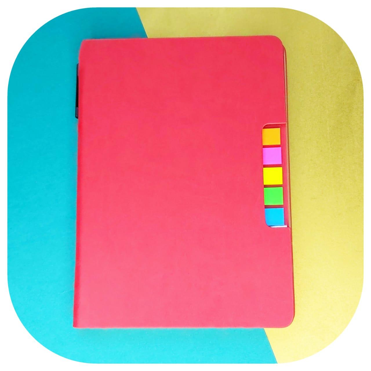 Caderno de anotações - Capa Dura - Utilidades
