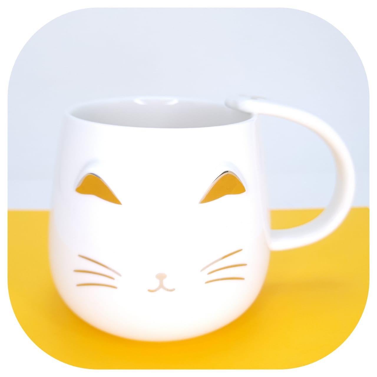 Caneca de Cerâmica - Cats