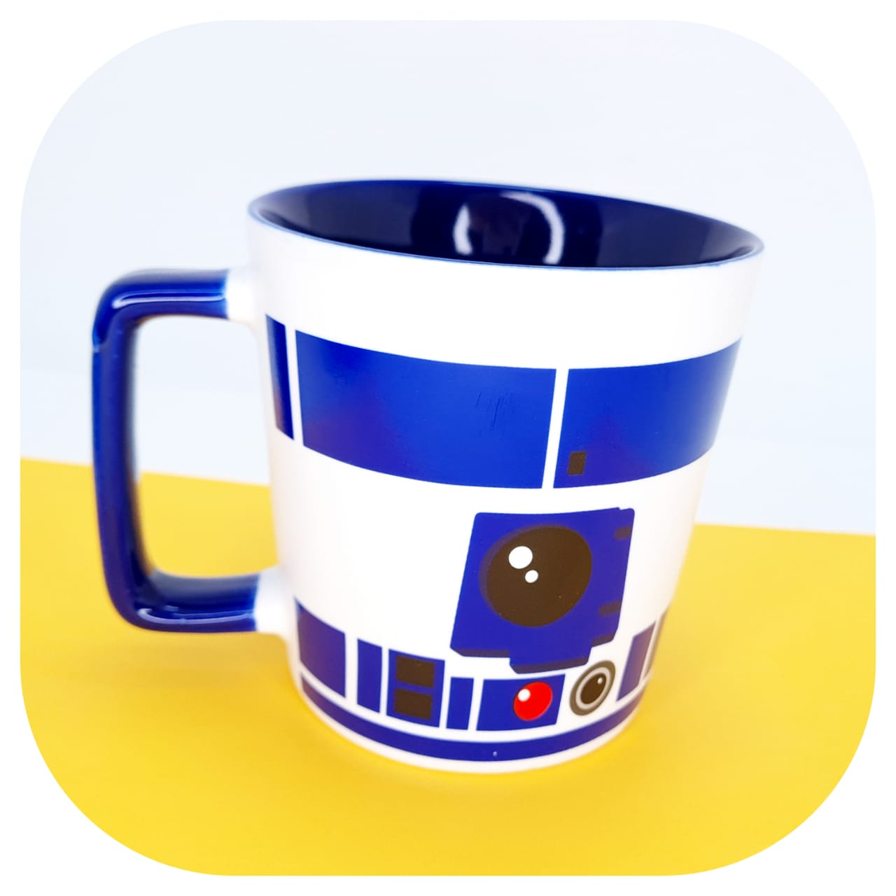 Caneca de Cerâmica - Star Wars - R2D2