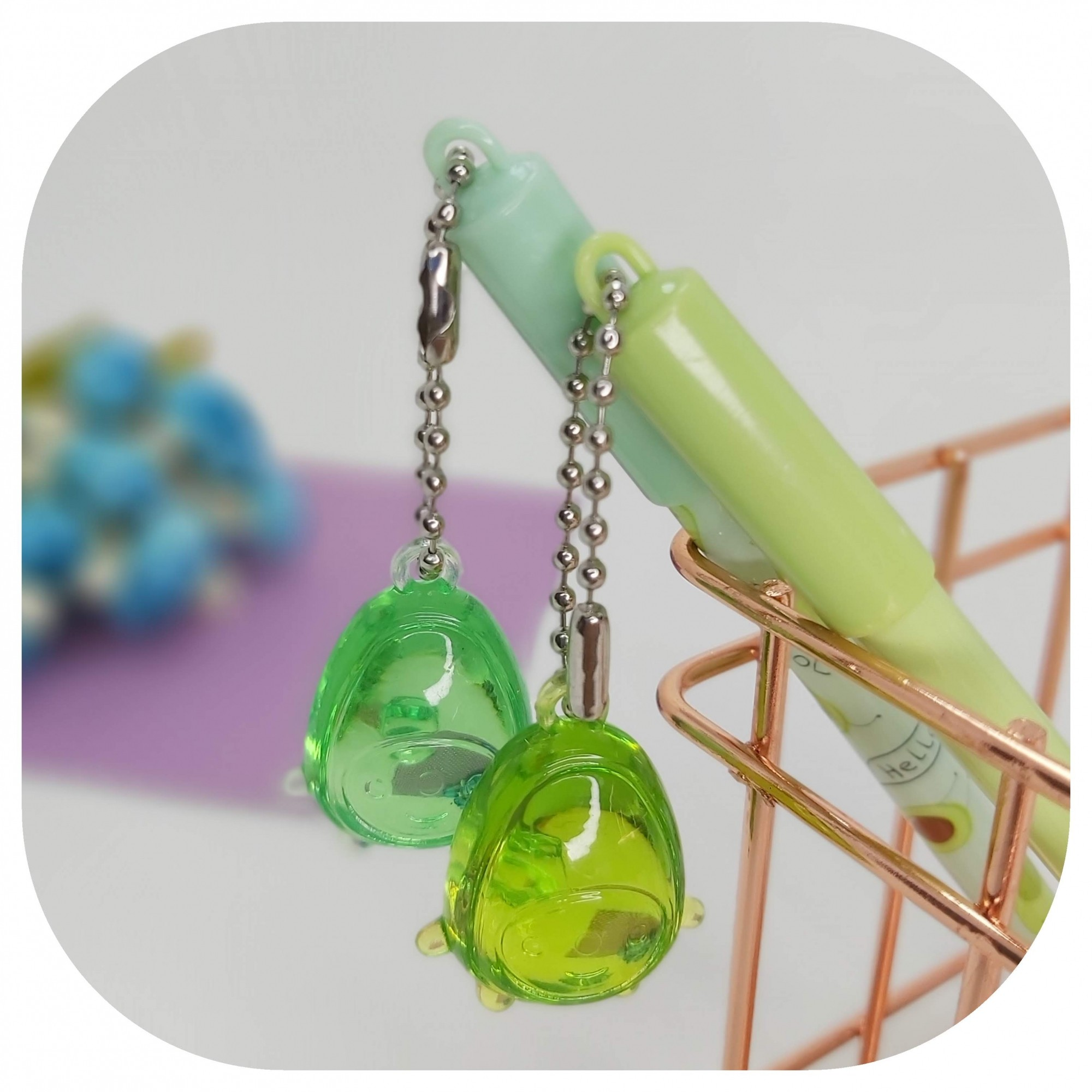 Caneta Abacate Jelly