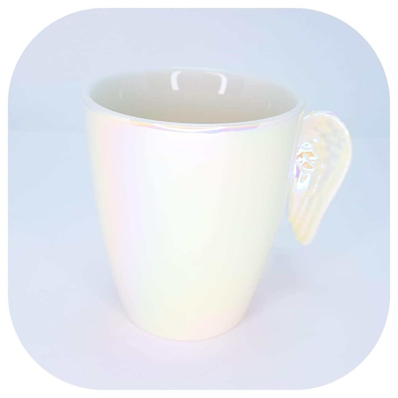 Caneta de Cerâmica - Holográfica - Asas