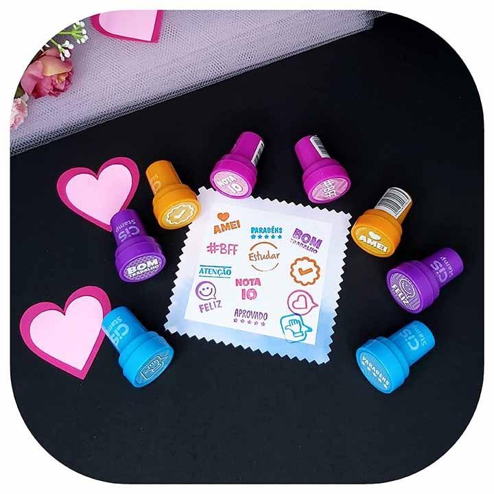 Carimbo  - Cis - Stamp Pedagógico