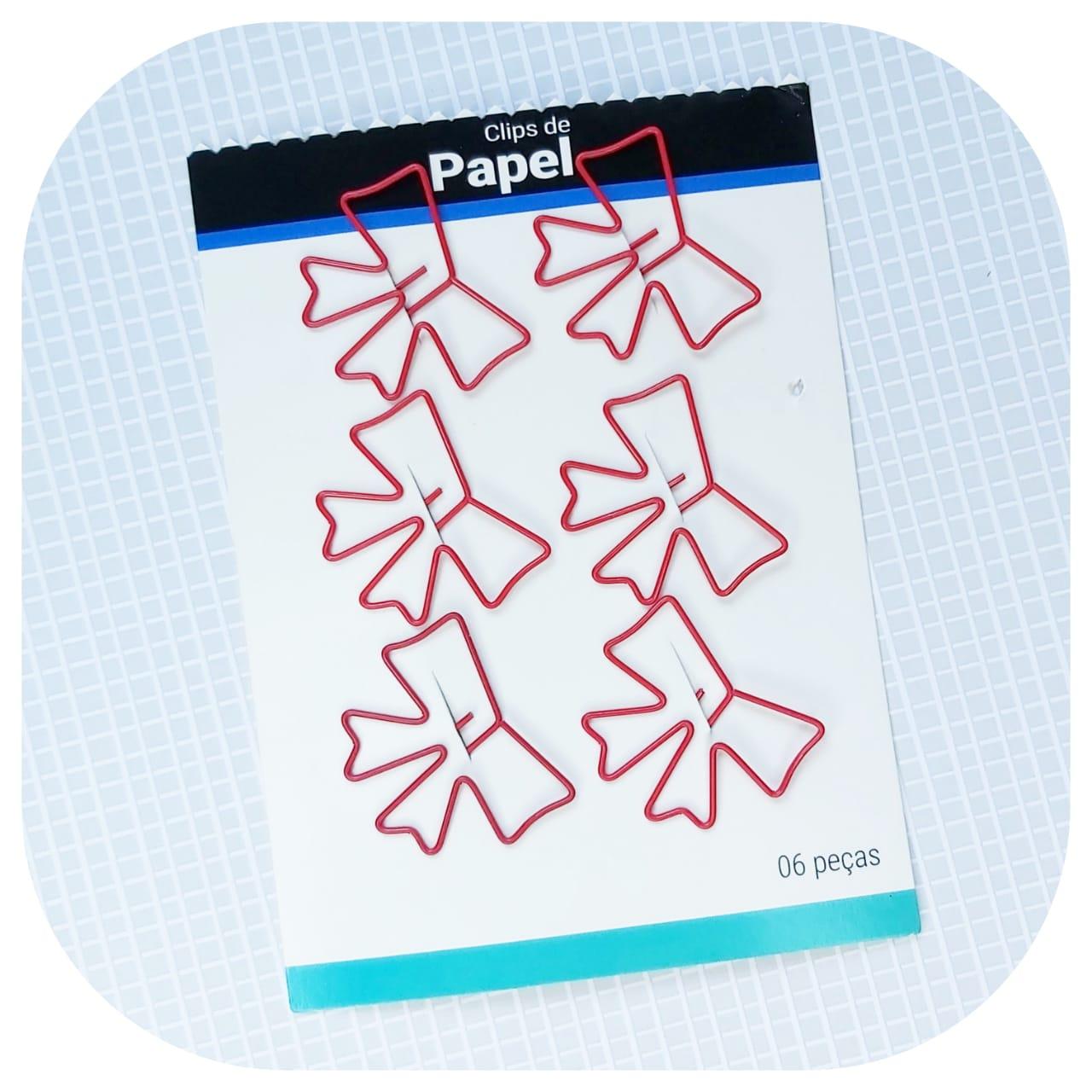 Cartela de Clips - Gift